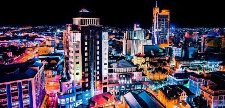 capitale de l'île Maurice